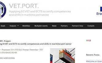 Vetport-website